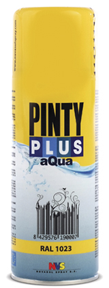 Novasol Spray - Pinty Plus - aQua - Gloss - 400ml (520cc)