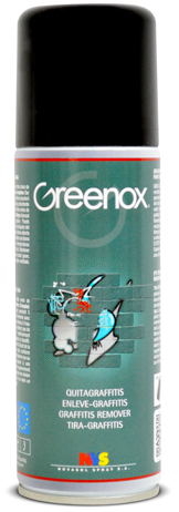 Novasol Spray - Greenox - Graffiti remover - 200ml