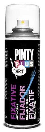Novasol Spray - Pinty Plus - Art - Fixative - 200ml