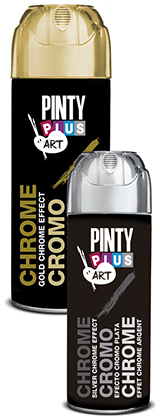 Novasol Spray - Pinty Plus - Art - Chrome Effect - 400ml