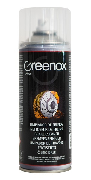Novasol Spray - Greenox - Brake Cleaner Spray