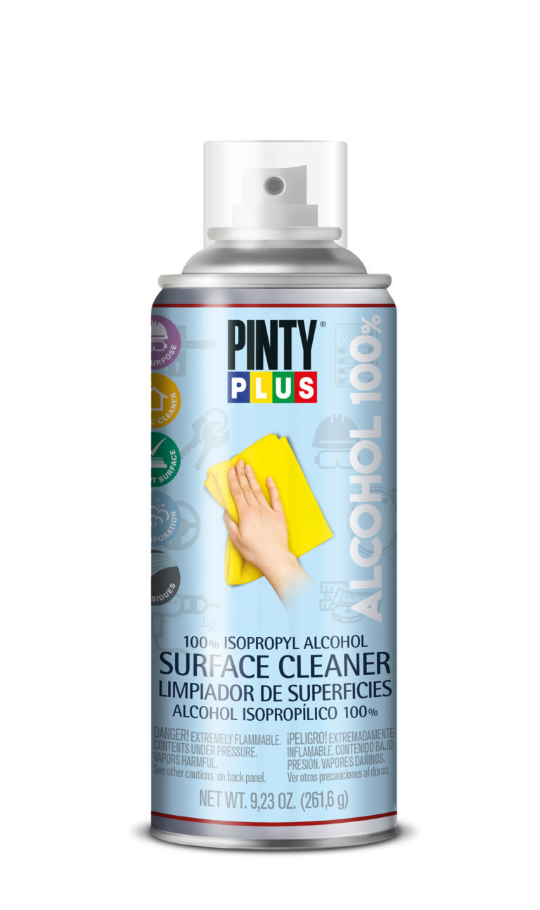 Novasol Spray - Isopropyl Alcohol surface cleaner Pintyplus