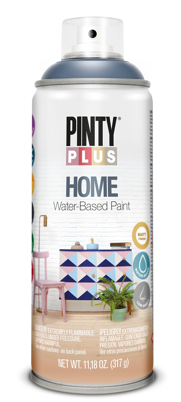 Novasol Spray - Pinty Plus - Home Spray Paint - 400ml