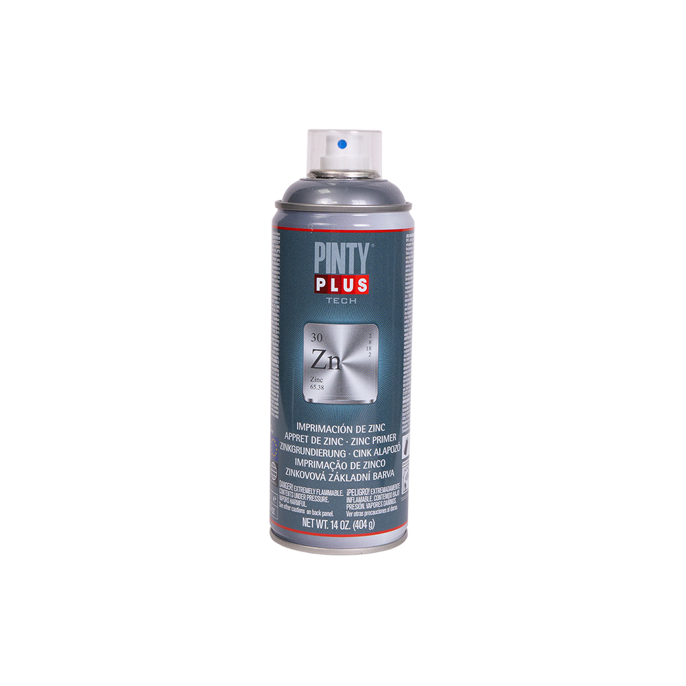 Novasol Spray - Pinty Plus - Tech - Zinc Primer for metal surfaces - 400ml