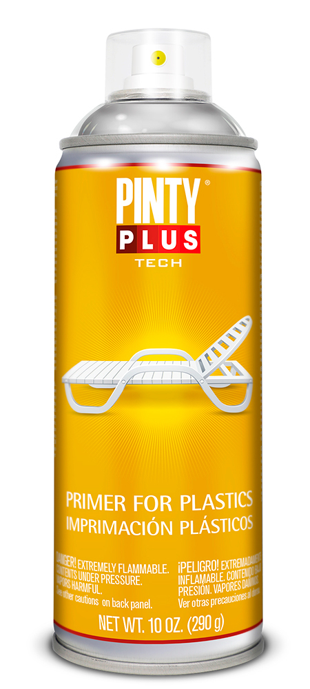 Novasol Spray - Pinty Plus - Tech - Primer For Plastics - 400ml