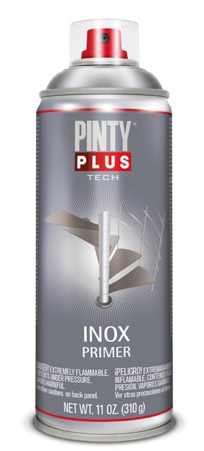 Novasol Spray - Pinty Plus - Tech - Stainless Steel Primer - 400ml