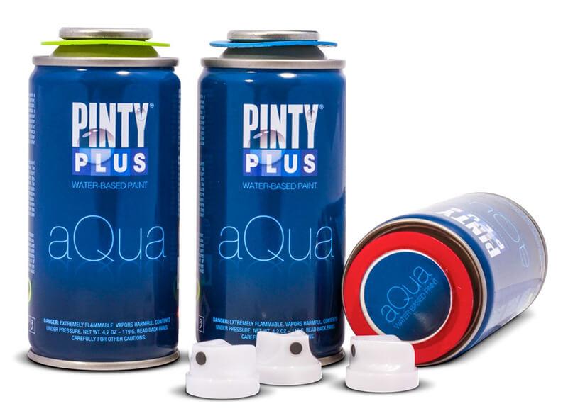 aQua 2017 spray paints for crafts