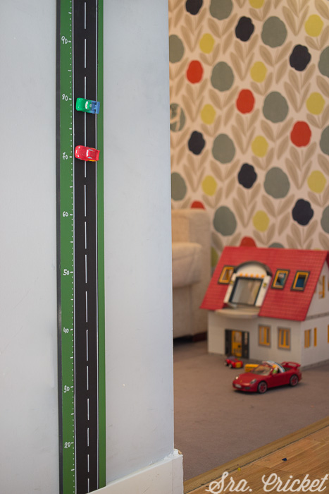 magnetic childrens height measure