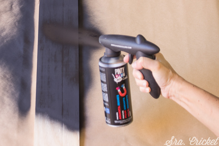 easy to use magnetic spray paint