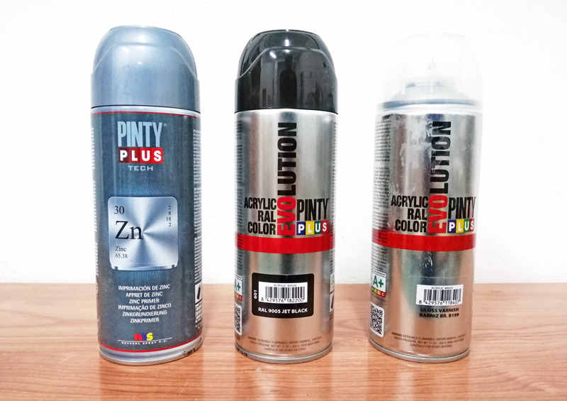 pinty plus paints for metal