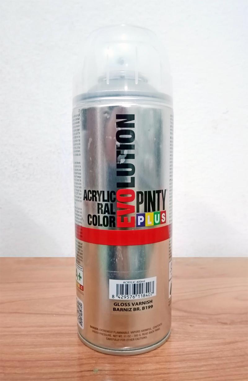 pintyplus evolution spray paint