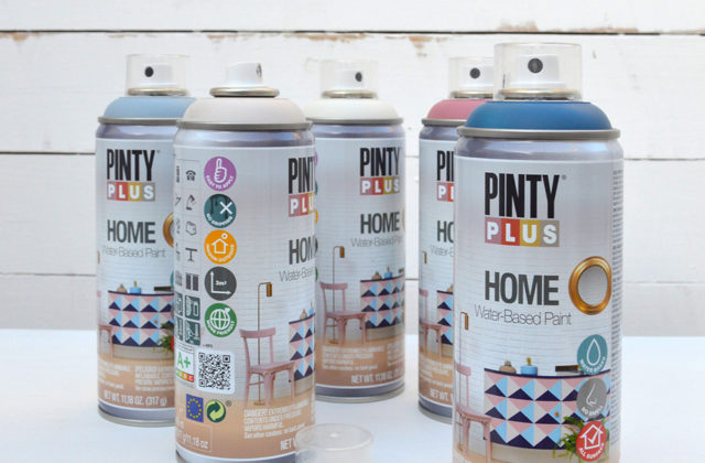 pintyplus home spray paint