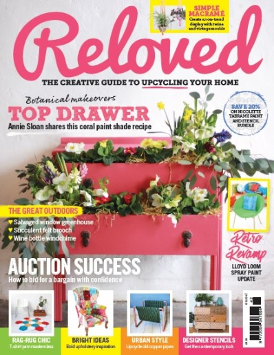 pintyplus featured in reloved magazine