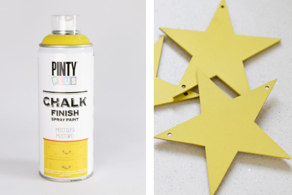 pintyplus mustard spray chalk paint